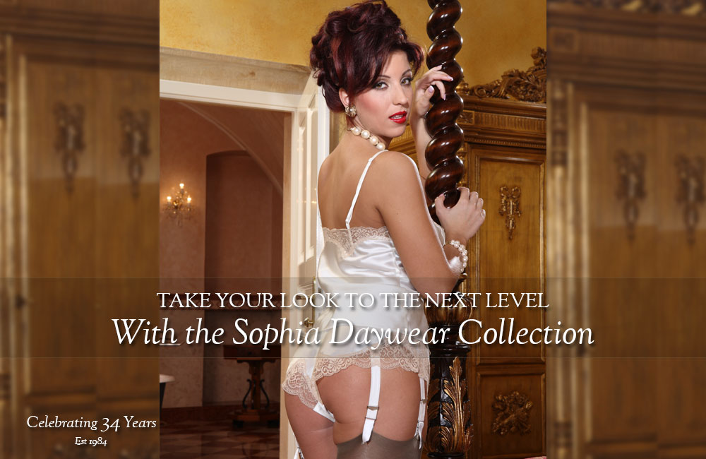 Sophia Daywear Collection