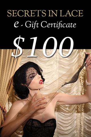 E Certificate $100.00