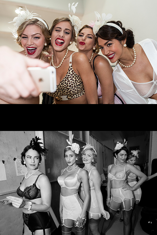 Lingerie Fashion Week - SS15