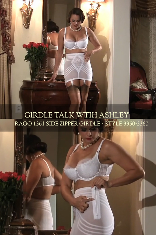 Rago 1361 Girdle Video