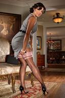 Pink Welt - Black Leg