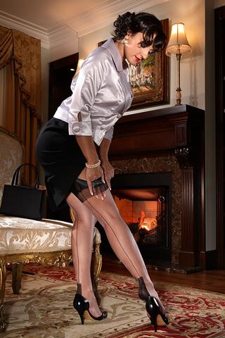 Glamour Spanish Heel
