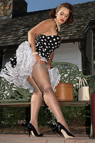 Elegance Spanish Heel