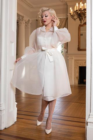 Lana Sheer Dress