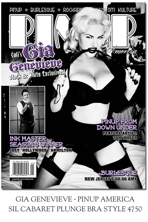 Pinup America Jan/Feb 2014
