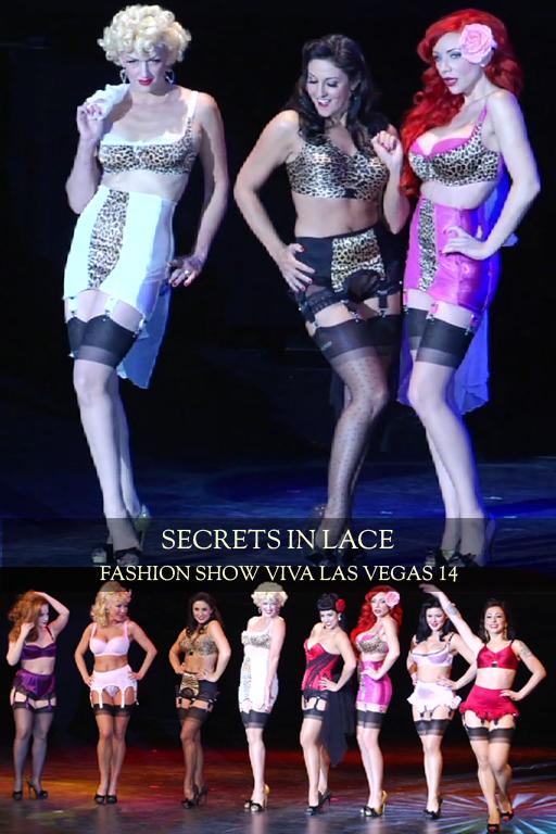Viva Las Vegas Fashion Show - VLV 14