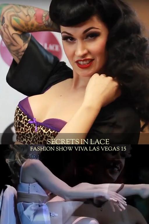 Viva Las Vegas Fashion Show - VLV15