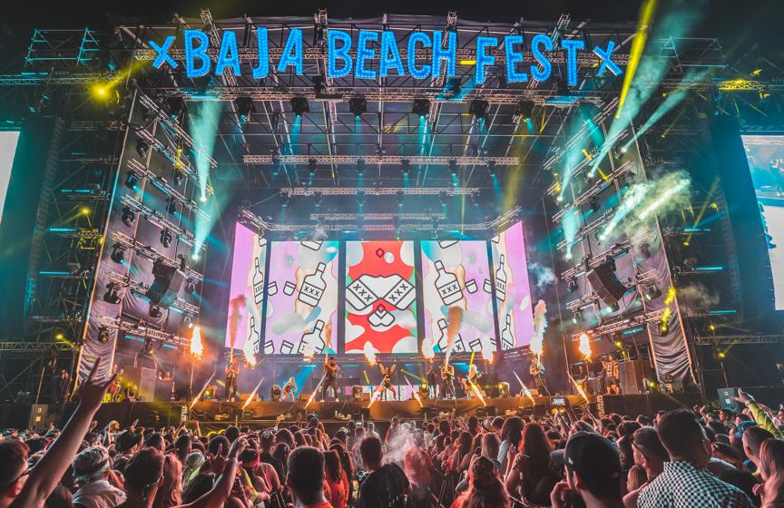 Baja Beach Fest