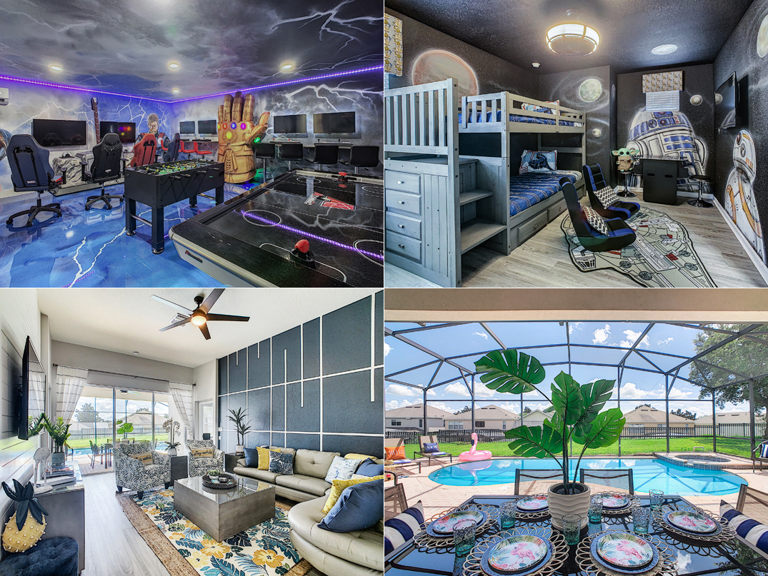 Welcome To Infinity Oasis At Windsor Hills