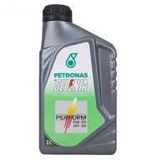 OLEO PARA MOTOR GASOLINA, ALCOOL E GNV  -  5 W 30 PETRONAS 5w30 LITRO LT 45353