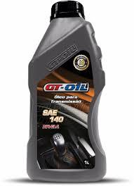 OLEO PARA DIFERENCIAL - 140 - EMBALAGEM 01 LITRO - GT OIL GT OIL 05024 PC 69175