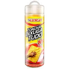 TOALHA ENXUGA TUDO LUXCAR LUXCAR 2490 PC 70404