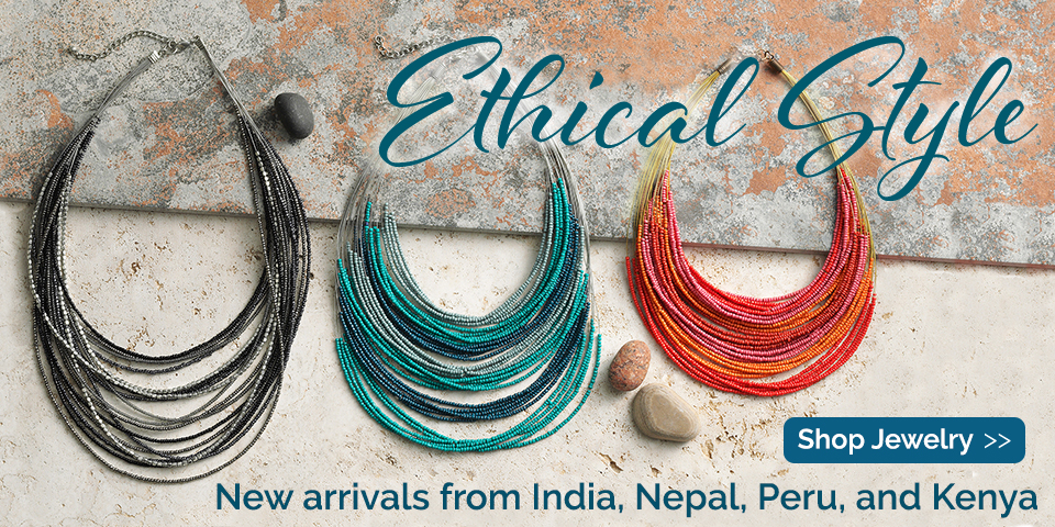 Shop Ethical Jewelry