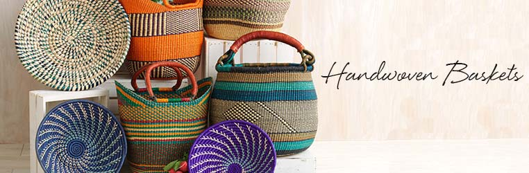 Home Decor Baskets