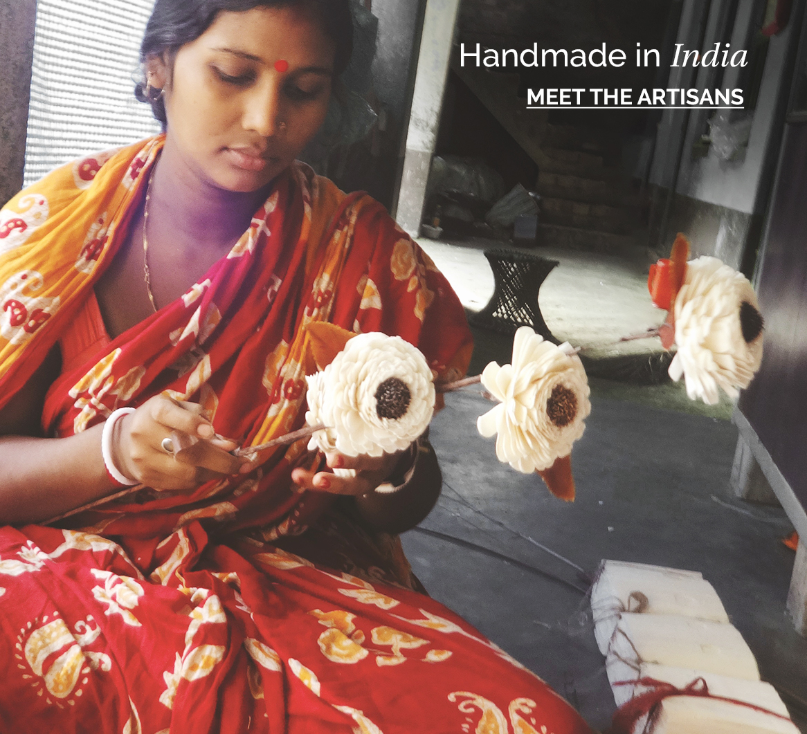 Handmade from India