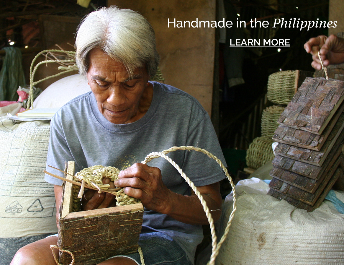 Handmade from the Philippines
