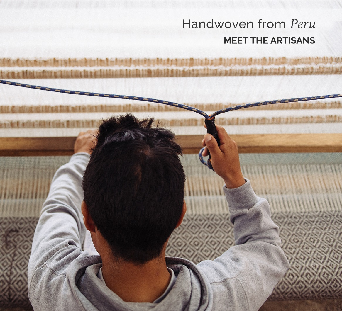 Handmade from Peru