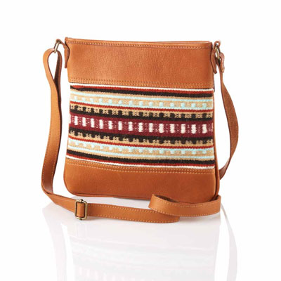 Rayas Tapestry Crossbody Bag