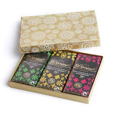 Divine Dark Chocolate Delights Gift Box