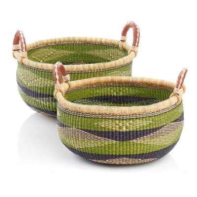 Limba Baskets - Set of 2