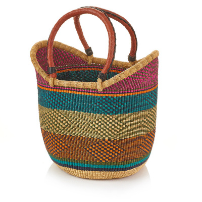 Adaba Boat Basket
