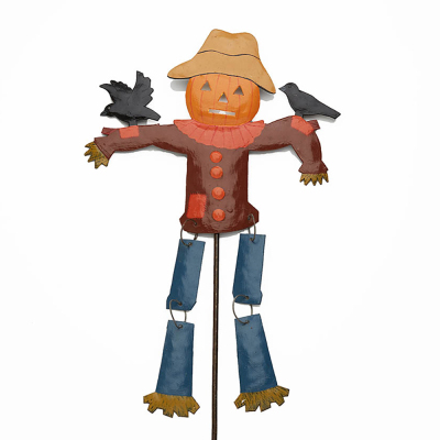 Dancing Scarecrow Stake