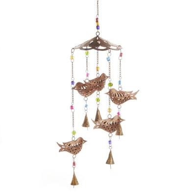 Bird Carousel Wind Chime