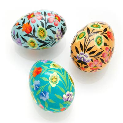 Himalayan Flower Kashmiri Eggs