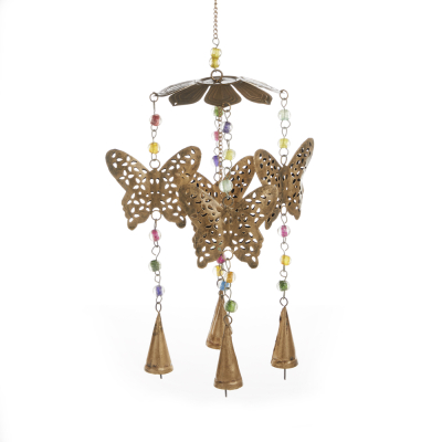 Butterfly Carousel Wind Chime