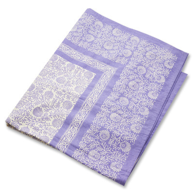 Amethyst Wildflower Tablecloth