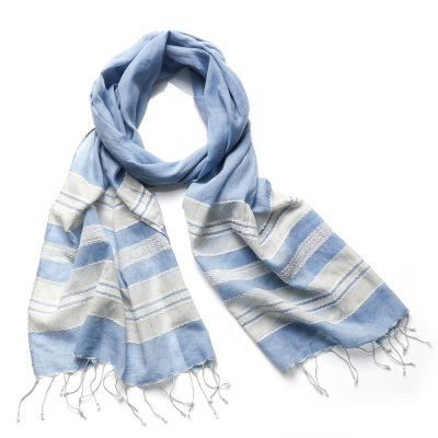 Coastal Stripe Scarf