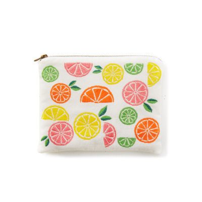Medium Citrus Pouch