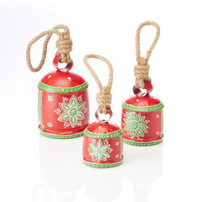 Ringing Bells - Set of 3