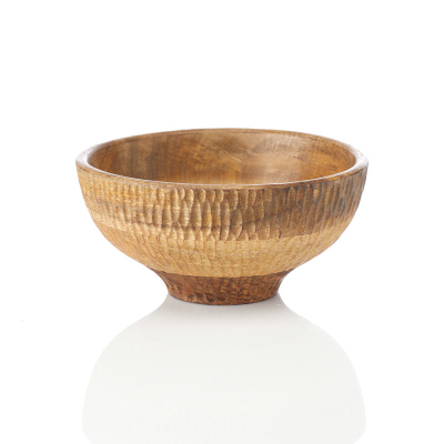 Medium Mango Wood Bowl