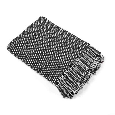 Black Diamond Rethread Throw - Buy 2 and Save!