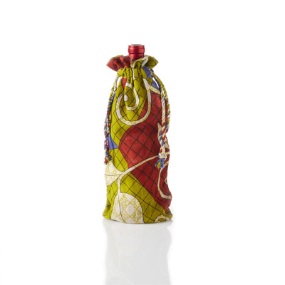 Sari Wine Bags - Set of 3