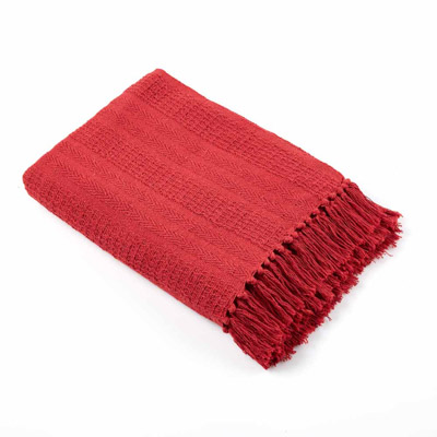 Rethread Throw - Red