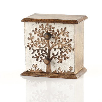 Tree of Life Mini Chest
