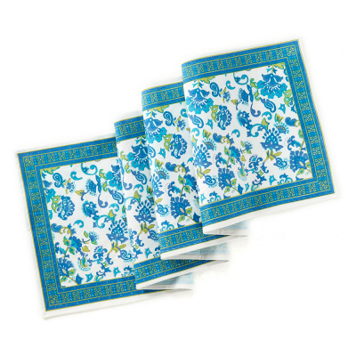 Monsoon Flower Table Runner