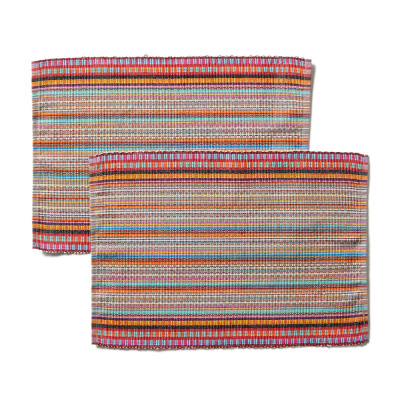 Jivanti Stripe Placemats - Set of 2