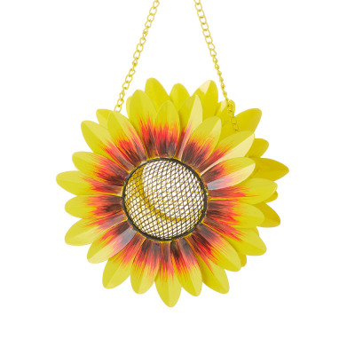 Rustic Sunflower Bird Feeder