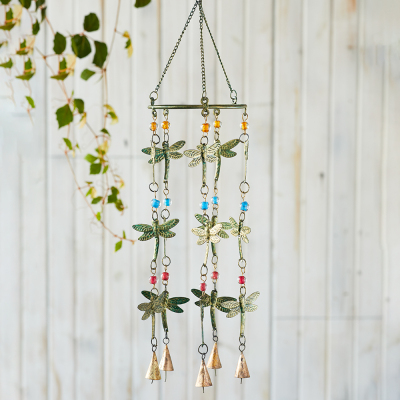 Dragonfly Carousel Wind Chime