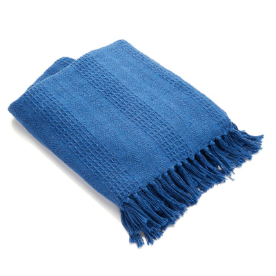 Rethread Throw - Blue