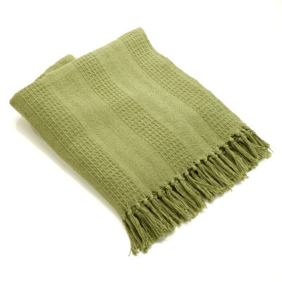 Rethread Throw - Green