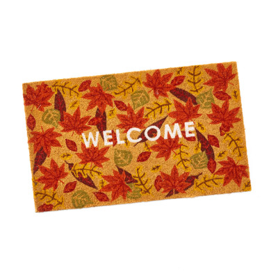 Natural Harvest Welcome Mat
