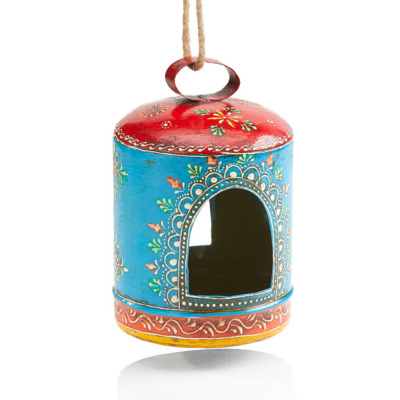 Rangeni Painted Bird Feeder
