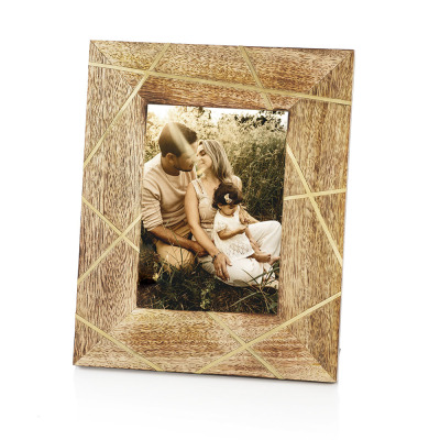 Kala Wooden Photo Frame