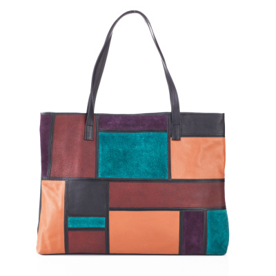 Avani Leather Tote