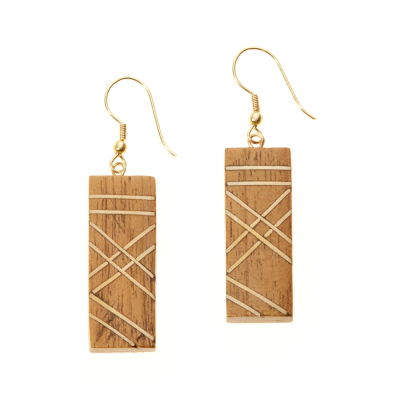 Jadana Bar Earrings