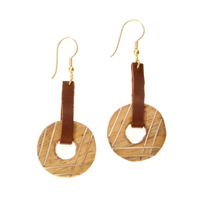 Jadana Ring Earrings